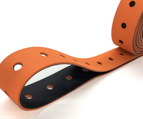 Belts for Fold and Glue in Corrugated Industry