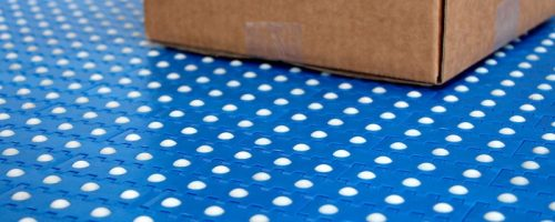 Correias Modulares para Indústria de Embalagens