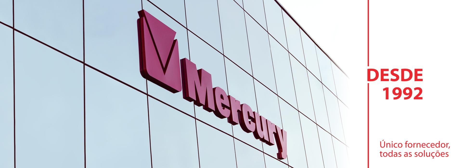 Fachada Mercury Matriz